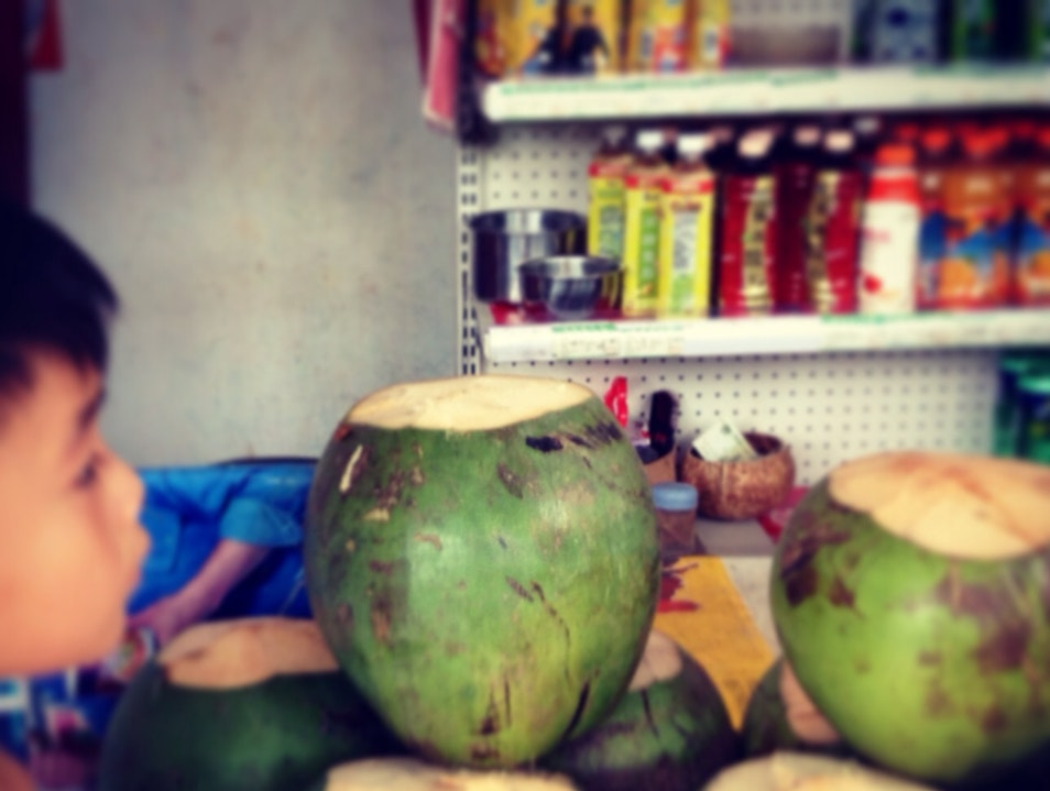 Drink a Coconut