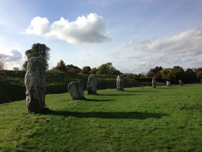 Explore England's largest stone circle
