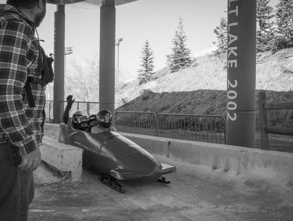 Cool Runnings Park City Utah United States