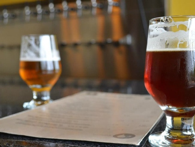 Exploring Carlsbad's Beer Scene with Scavengers Beer Adventures