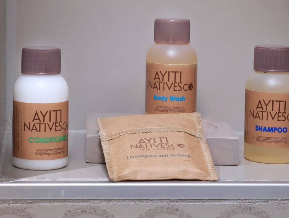 Shower For Haiti with Ayiti Natives Bath Products Turgeau  Haiti