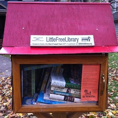 Little Free Library -- Montclair