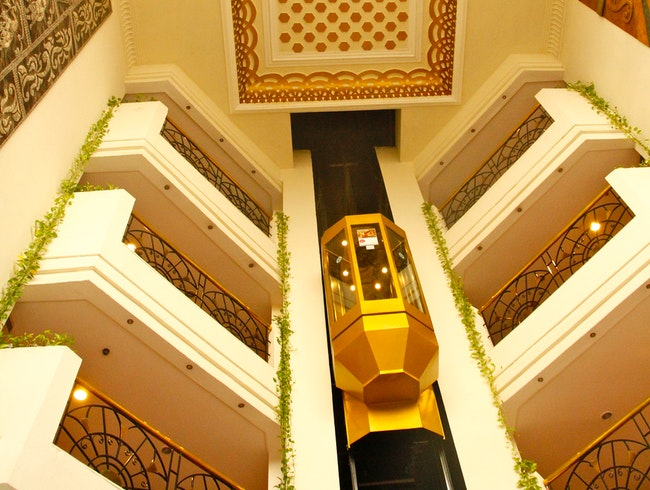 Luxurious Escape in Madurai
