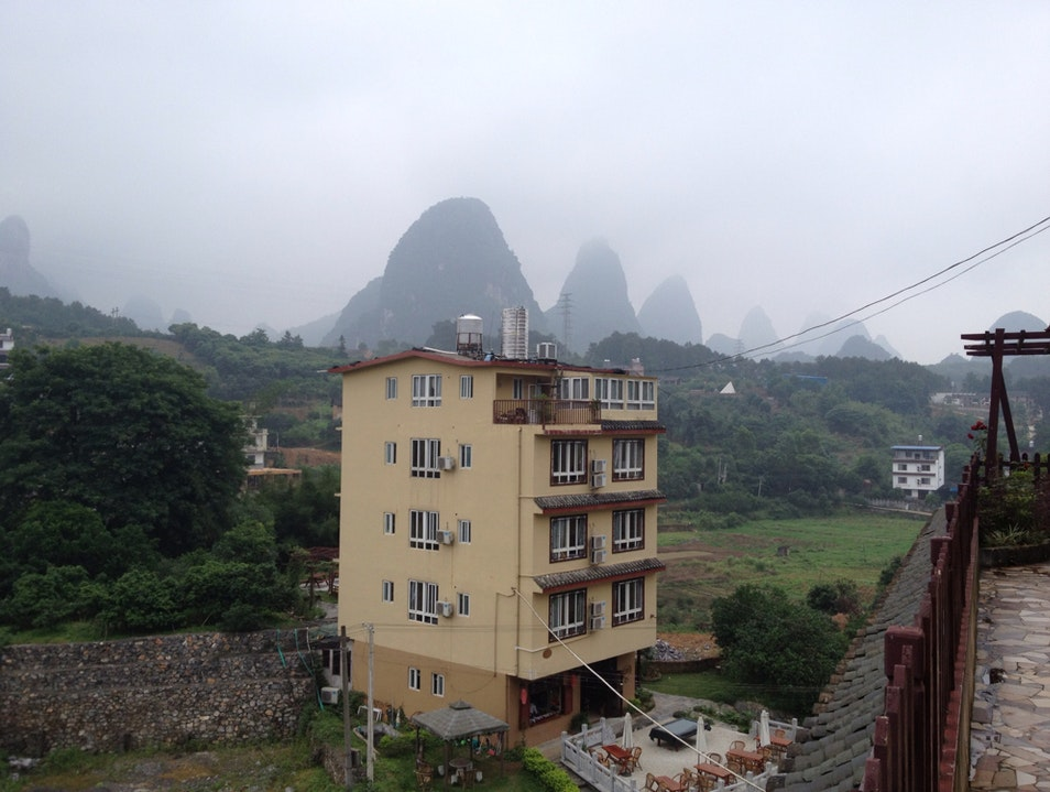 The Relaxing Village Retreat Guilin  China