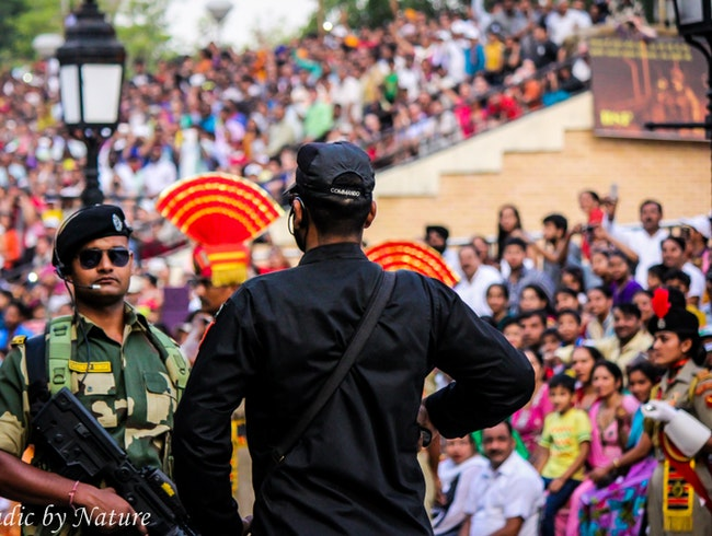 Wagah Border Ceremony: The Borders We Choose
