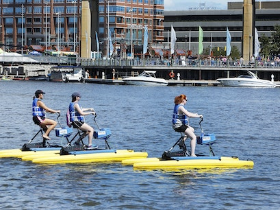 Water Bikes of Buffalo Buffalo New York United States