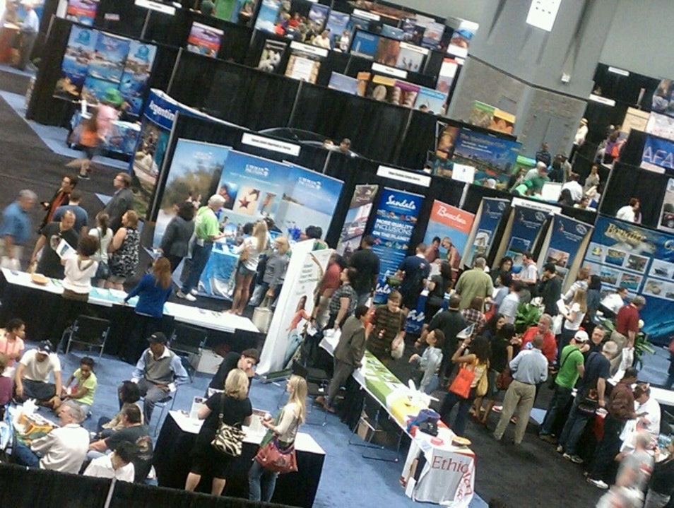 Fiasco! Travel and adventure expo Washington, D.C. District of Columbia United States