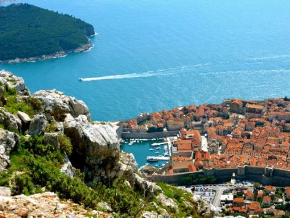 Get a Bird's Eye View of Dubrovnik Via the City's Cable Car