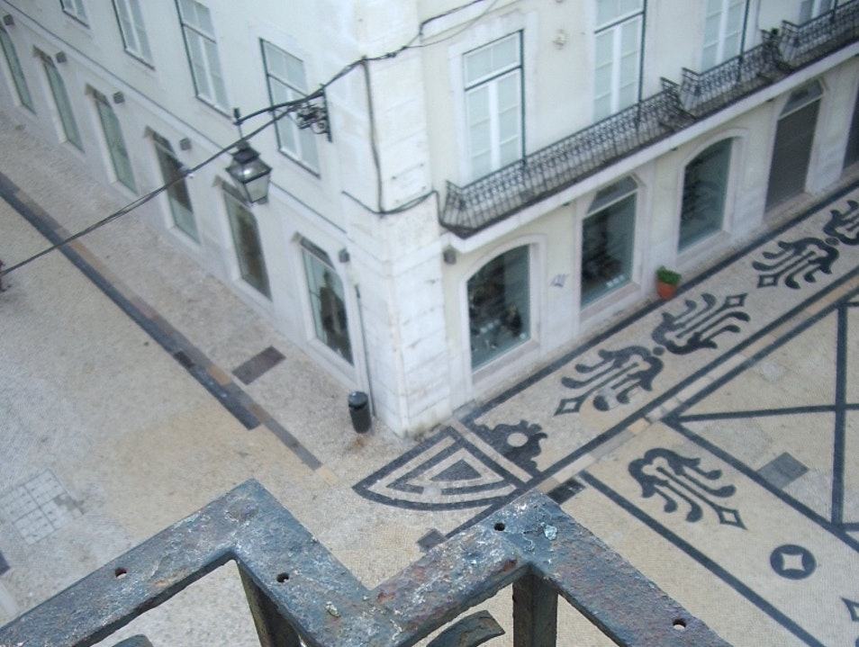 Drinking in the History of Port (for Free!) in Lisbon's Historic Centre
