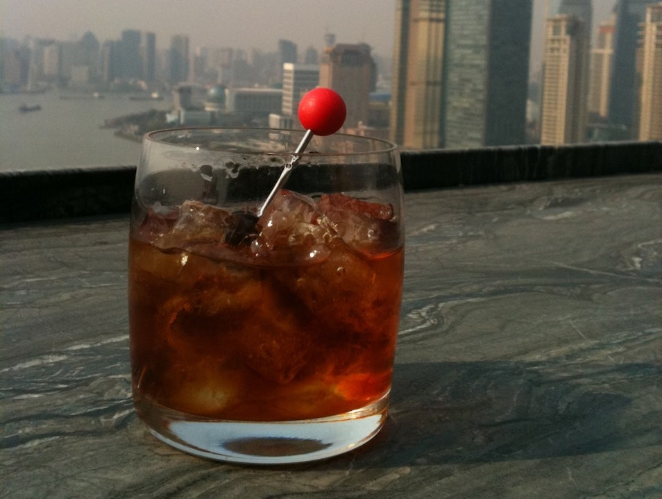 Char: A great cocktail and a different perspective Shanghai  China