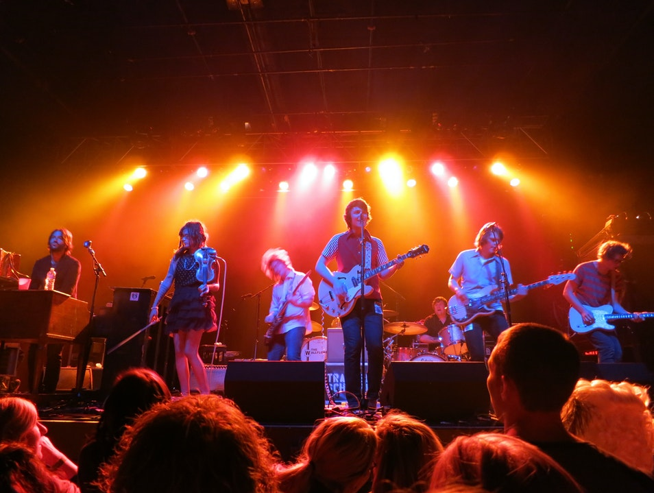 Live Music At First Avenue