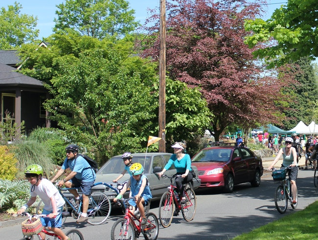 Where's the Best Biking in Portland?