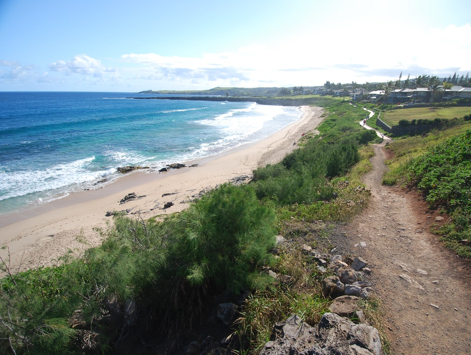 Take a Morning Walk on the Kapalua Coastal Trail Lahaina Hawaii United States