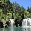 Hanging Lake Glenwood Springs Colorado United States