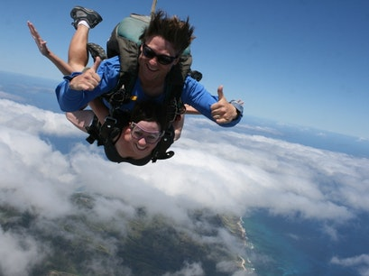 Skydive Hawaii Waialua Hawaii United States