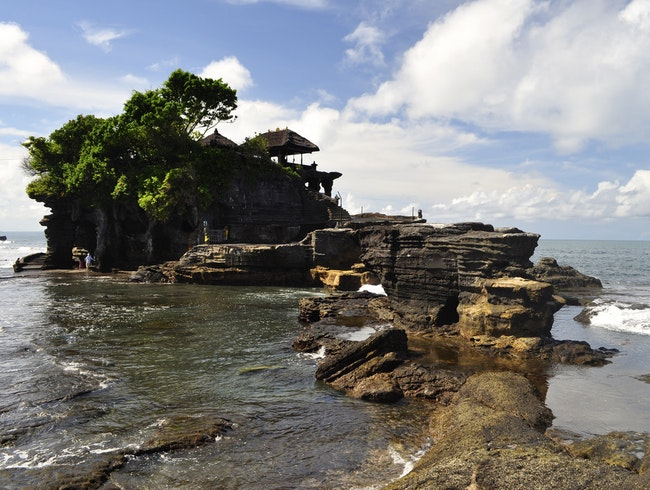 Pura Tanah Lot: Between Land and Sea