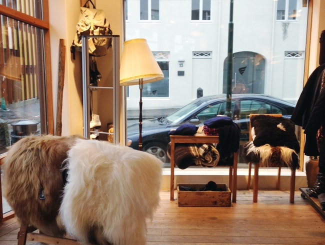 The best (and most expensive) shopping in Reykjavik