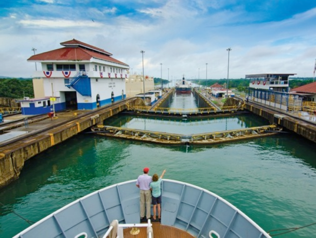 Navigating the World's Most Famous Canal