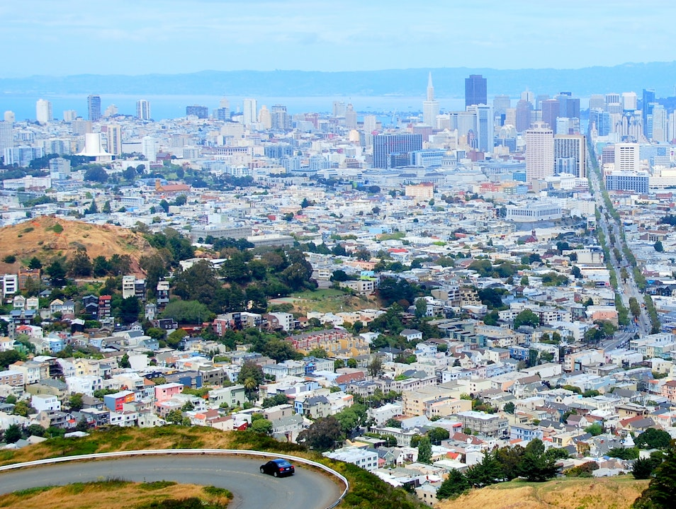 The Best Views of the City by the Bay