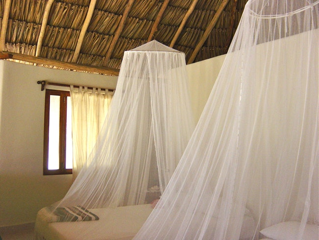 Beach hut room in Maya Tulum