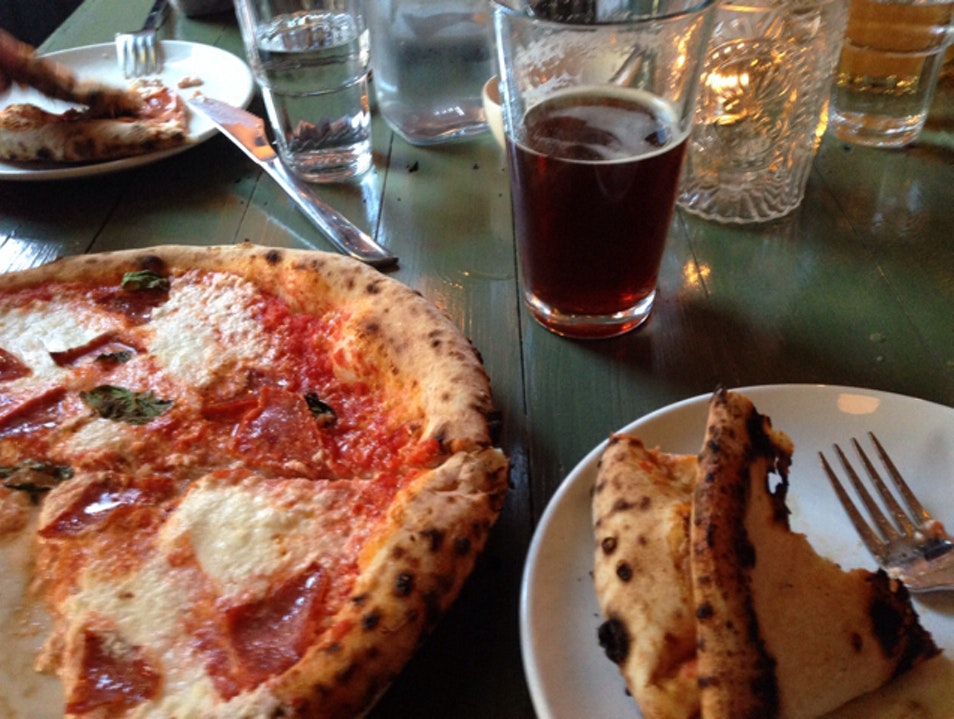 Pizza in Baltimore Baltimore Maryland United States