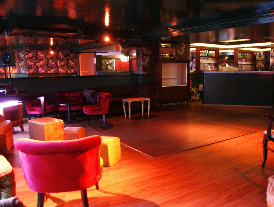 Spend a Night Dancing at Le Dandy