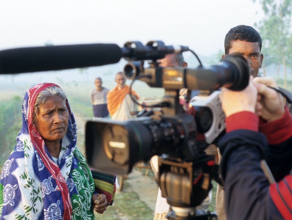 Filmmaking in Bangladesh Dinajpur  Bangladesh