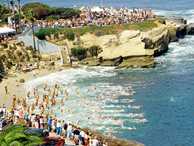 La Jolla Rough Water Swim