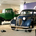 Volvo Museum Gothenburg  Sweden
