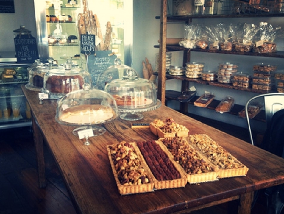 Fine Cookies and Cakes at Tatte