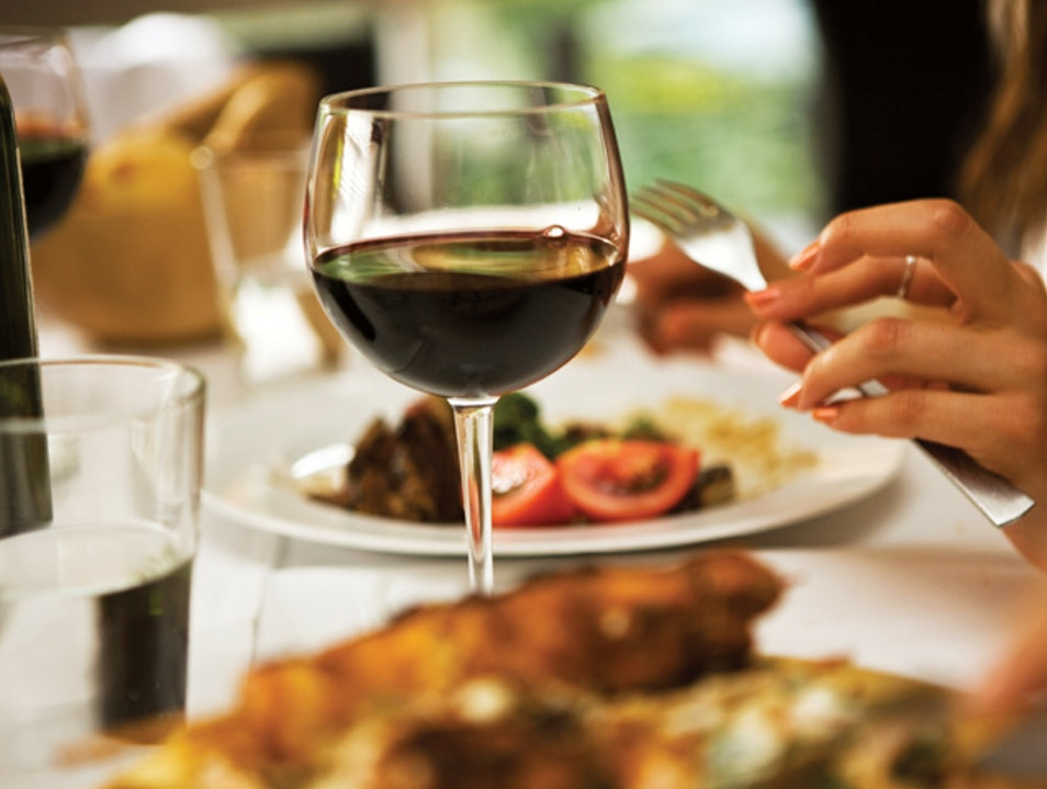 Tantalizing Wines at Ragazzi Restaurant West Bay  Cayman Islands