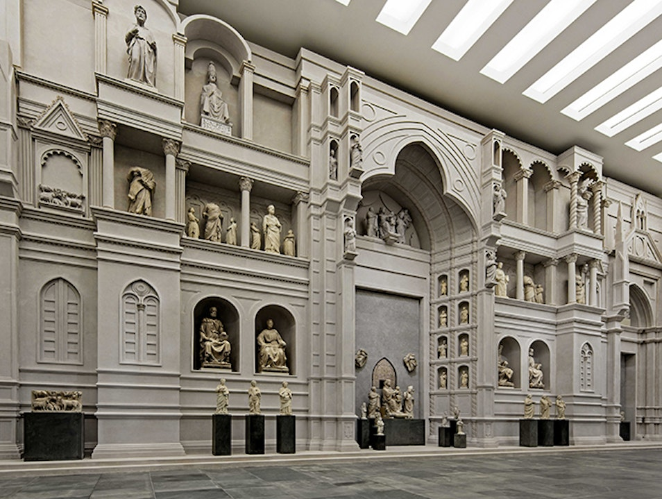 The Cathedral Works Museum Florence  Italy