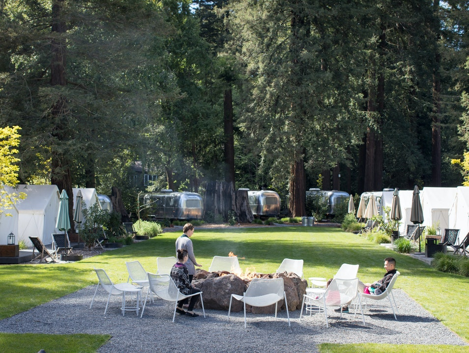 Autocamp Guerneville California United States