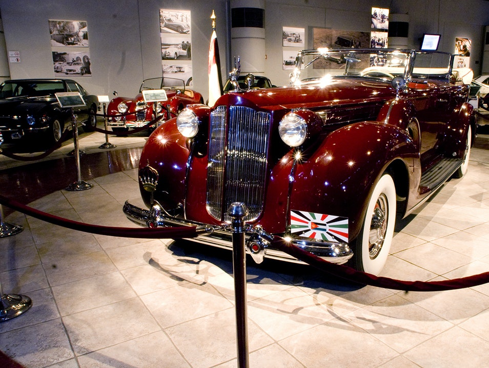 Royal Automobile Museum Amman  Jordan