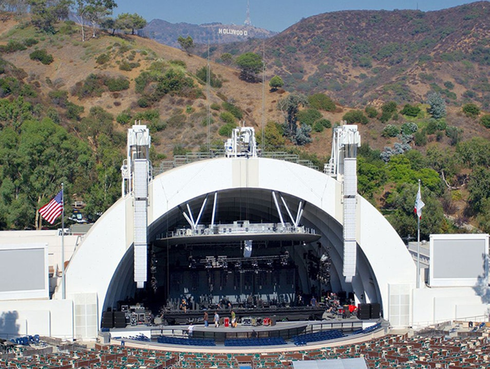 The Hollywood Bowl Is L.A. Entertainment At Its Best