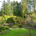 The Butchart Gardens Brentwood Bay  Canada