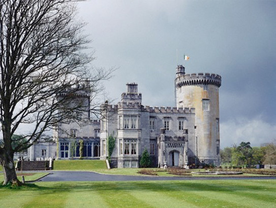 Palace Hotels: Dromoland Castle, County Clare, Ireland Newmarket on Fergus  Ireland