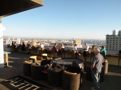 ALTITUDE Sky Lounge San Diego California United States