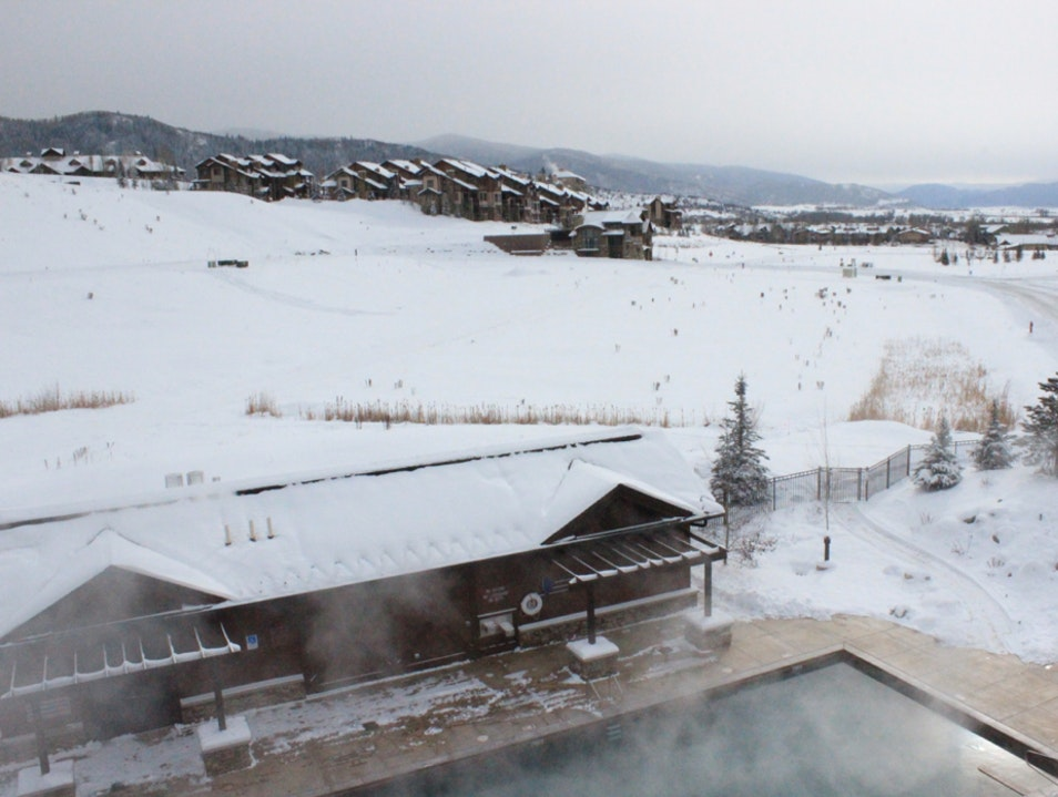 Ski-In, Ski-Out at Trailhead Lodge in Steamboat Springs