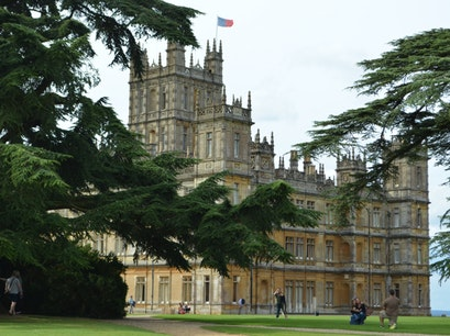 Highclere Castle Highclere  United Kingdom