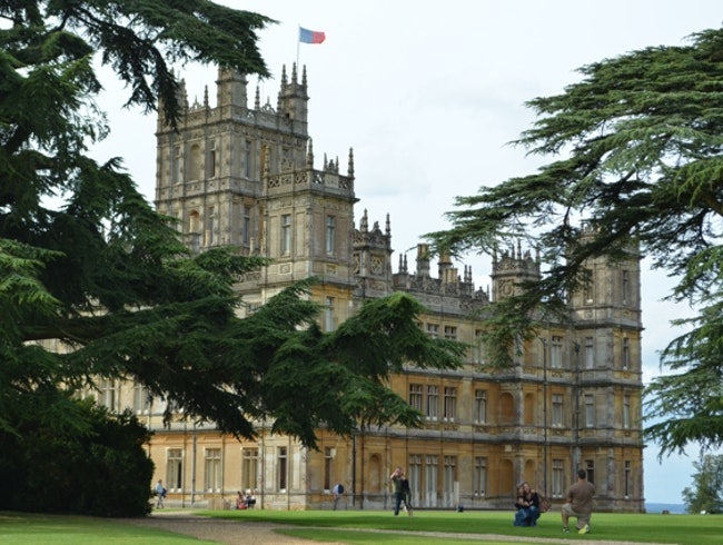 A Day at Downton