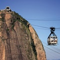 Sugar Loaf Mountain Rio  Brazil