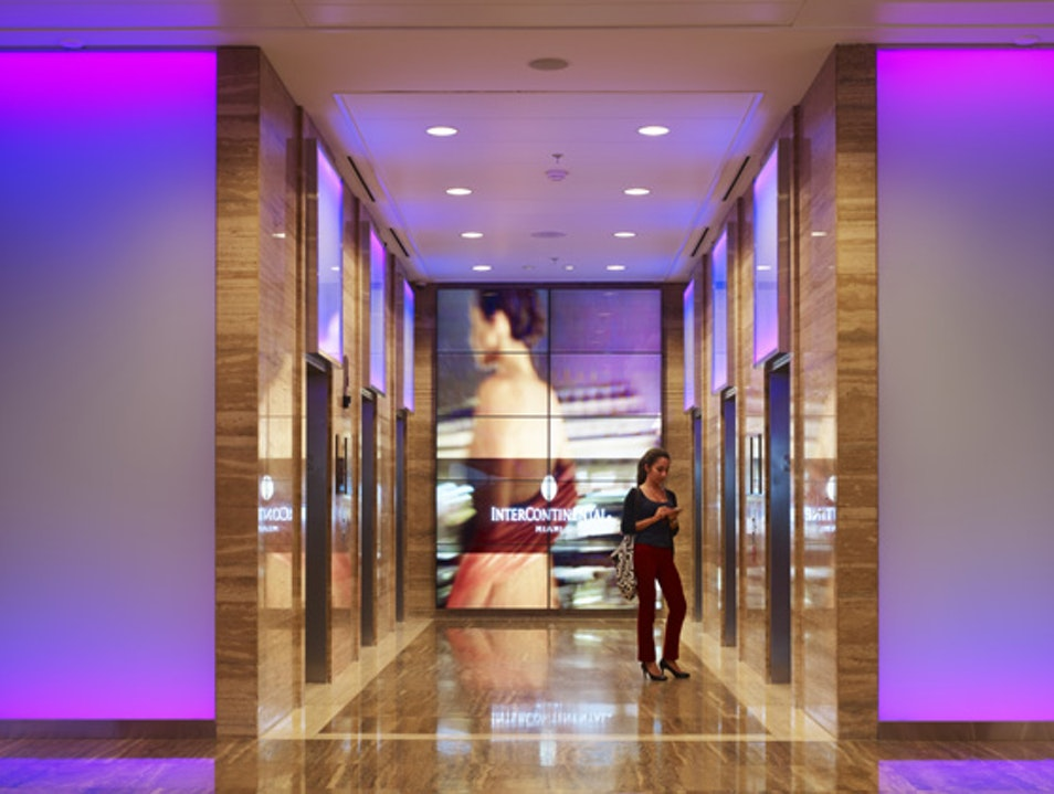 InterContinental Miami Unveils $30 Million Renovation Miami Florida United States