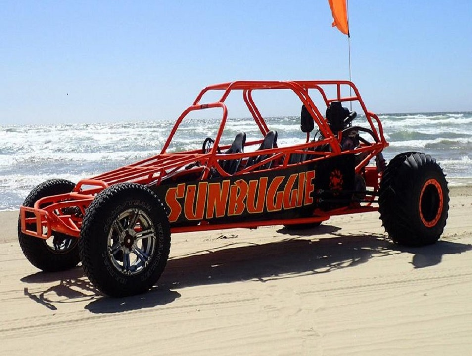 Explore the Dunes at Your Own Speed Pismo Beach California United States