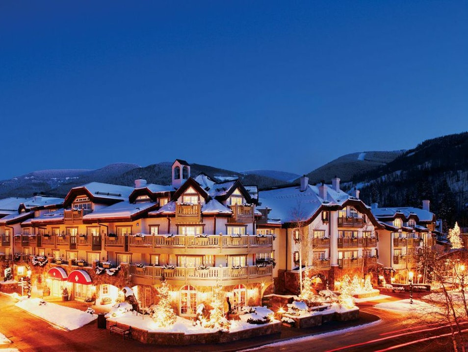 SONNENALP HOTEL OFFERS NEW SKI SAFARI AND TRADITIONAL BAVARIAN EXPERIENCES Vail Colorado United States