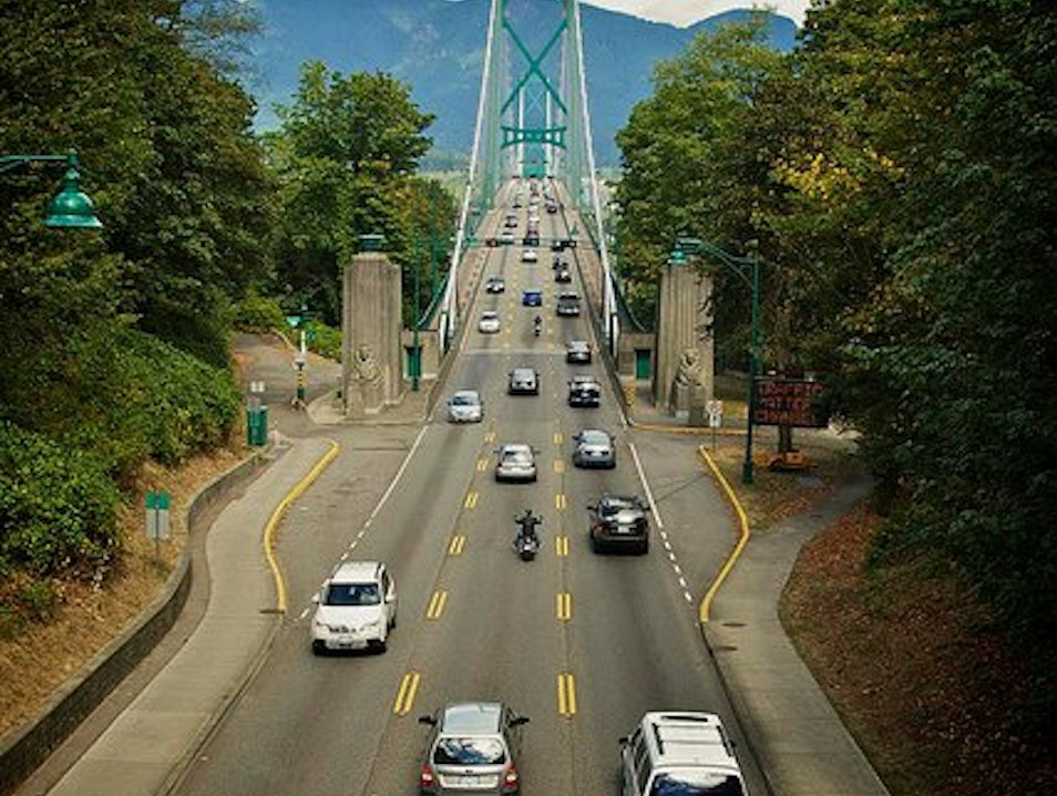 Bridge to a Thousand Possibilities Vancouver  Canada