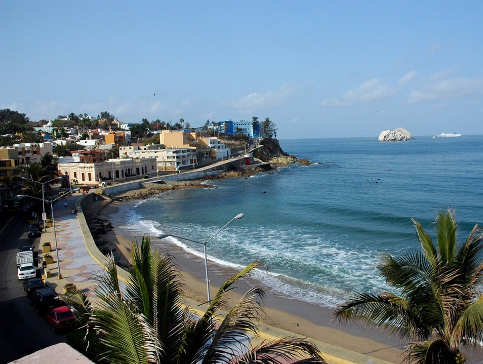 Living it up in Old Mazatlán