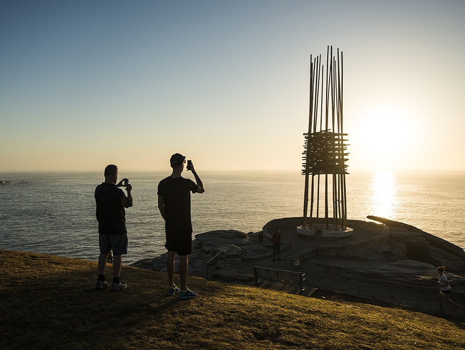 Sculpture by the Sea Bondi Beach  Australia
