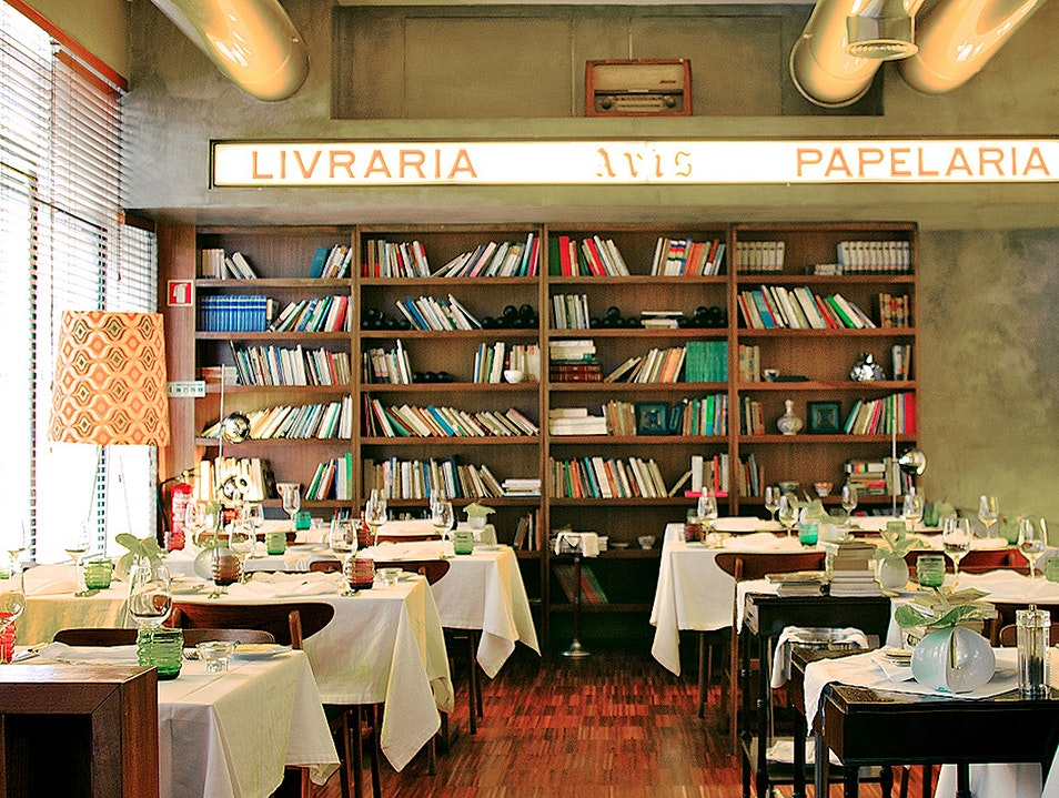 Book Restaurante-Bar