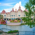 Disneyland Paris Chessy  France